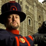 Ravenmaster (courtesy of Christopher Skaife)